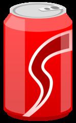 Getränkedose 7 - Getränkedose, Aluminiumdose, Dose, Pfanddose, Getränk, trinken, Erfrischung, Blech, Metall, Alu, Pfand, Limonade, Energiedrink, Softdrink, Illustration