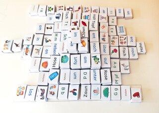 Mahjong #2 - Mahjong, Spiel, Sprachspiel, Deutsch, merken, Kombination, merken, finden, Sprachtherapie, Deutsch, Lernspiel, kombinieren, taktil, Wortschatzerweiterung, uben, LRS-Förderung, fördern, Grundwortschatz