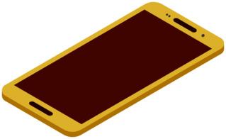 Smartphone 5 - Handy, Mobiltelefon, Telefon, Smartphone, cell phone, mobile phone, Kommunikation, Kontakt, telefonieren, fotografieren, surfen, spielen, informieren, Internet, Apps, Illustration