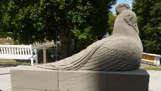 Skulptur aus Sand #12 - Skulptur, Sand, Sandskulptur, Kunst, Kunstwerk, Bildhauerei