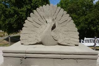 Skulptur aus Sand #13 - Skulptur, Sand, Sandskulptur, Kunst, Kunstwerk, Bildhauerei
