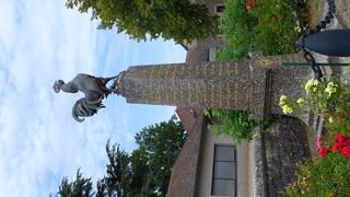 Kriegerdenkmal - Kriegerdenkmal, Kriegsdenkmal, Mahnmal, Erinnerung, Kriegserinnerung, Gefallene, gefallene Soldaten, Krieg von 1914, deutsch-französischer Krieg, Weltkrieg, Krieg von 1939