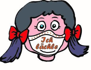 Mädchen mit Mund-Nase-Maske - Maske, Maskenpflicht, Corona, Virus, MNS, Mund-Nasen-Schutz, Ansteckung, Pandemie, Hygienemaske, Tröpfcheninfektion, Schutzmaske, Alltagsmaske, Mund—Nasen—Bedeckung, Behelfsmaske, Gesichtsmaske, Mädchen