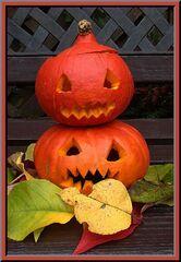 Kürbisse schnitzen - Herbst, Kürbisse, schnitzen, Kunst, Rübengeist, Brauchtum, Herbstdekoration