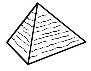 Pyramide - Anlaut P, Lautanalyse Yy, Ägypten, Pyramide