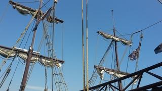 Takelage - Takelage, Segelschiff, Segelmast, Segel, Schiffsart, Tauwerk