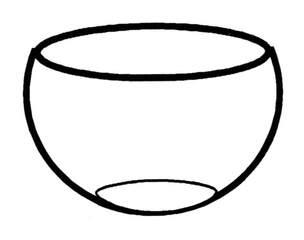 Glasgefäß - Glasgefäß, Glasvase, Aquarium, Glas, durchsichtig, Hohlglas, Glasbehälter, Vase