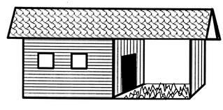 Stall - Stall, Anlaut St, Scheune, Landwirtschaft, Gebäude, Tierbehausung, Stallung, Viehstall