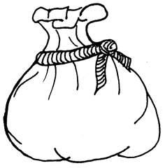 Beutel - Beutel, Wörter mit eu, Behältnis, Aufbewahrung, Tragebehälter, Transportbehälter, textiler Behälter