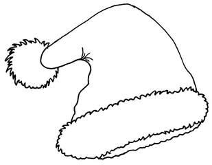 Nikolausmütze - Nikolausmütze, Mütze, Nikolaus, Winter, Zipfelmütze