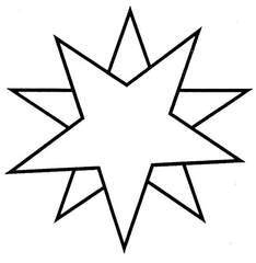 Weihnachtsstern - Weihnachtsstern, Stern, Weihnachten, basteln, Weihnachtsbastelei, Himmelskörper, leuchten, Anlaut St