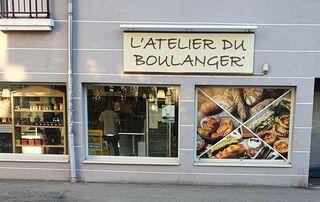 Atelier du boulanger - boulangerie, pain, baguette, croissant, tradition du pain, pain au chocolat, Bäckerei, Backwaren