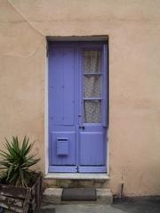 Türen von Korsika - Türe, alt, neu, Korsika, Eingang, Eingangstür