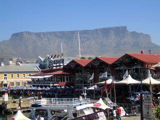 Kapstadt 1 - Sehenswürdigkeiten, Touristenattraktion, Waterfront, Hafen, Tafelberg, Cape Peninsula National Park, Südafrika