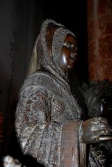 Innsbruck Kaisergrab Maximilian 2 - Innsbruck, Kaiser Maximilian, Hofkirche, Schwarze Mander, Kaisergrab, Maria von Burgund, Österreich