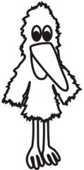 Leserabe #1 - Rabe, Vogel, Handpuppe, Schnabel, Anlaut R, lesen