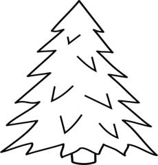 Tanne - Tanne, Christbaum, Wald, Tannenbaum, Nadelbaum, Baum, Anlaut T, Wörter mit Doppelkonsonanten
