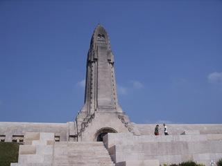 Verdun 1 - Geschichte, 1 Weltkrieg, Schlacht, Westfront, Frankreich, Soldatenfriedhof, Kriegsgräber, Friedhof, Gedenkstätte, Ossuaire