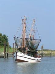 Fischkutter - Fischfang, Netz, Kutter, Schiff