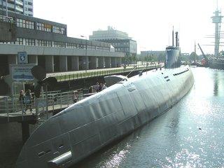 U-Boot - U-Boot, Museum, Krieg, Unterseeboot, Boot, Unterwasserfahrt