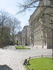 Riehmers Hofgarten - Spätklassizismus, Neorenaissance, Wohndenkmal, Wohnanlage, Hofgarten, Klassizismus, Kreuzberg, Wohnqualität