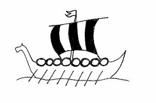 Wikingerschiff - Schiff, Boot, Wikinger, Wikingerschiff, Segel, Ruder, Langschiff, Dreki, Drachenkopf, Kriegsschiff