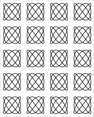 Funktionendomino #3 - Mathematik, Analysis, Funktionen, Domino, Funktionendomino, Graphen, Muster, Rückseite