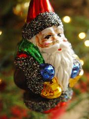Weihnachtsbaumschmuck - Weihnachten, Brauchtum, Advent, Nikolaus, Deko, Weihnachtsdeko