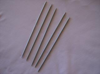 Nadelspiel - Stricknadeln, Nadelspiel, fünf, spitz, beidseitig, stricken, rund