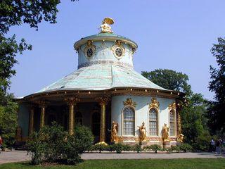 Chinesisches Teehaus - Sanssouci, Chinesisches Teehaus, Potsdam, Deutschland