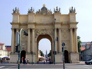 Brandenburger Tor - Potsdam, Brandenburger Tor