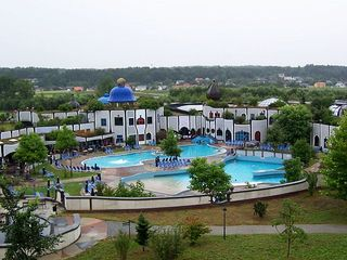 Therme Bad Blumau 1 - Hundertwasser, Bad Blumau, Therme, Schwimmbecken