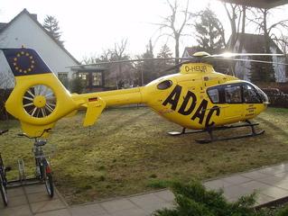 ADAC Hubschrauber Christoph#2 - Hubschrauber, Rettung, Rettungseinsatz, Luftrettung, Sicherheit, fliegen, Helikopter, Rotor, Auftrieb, Physik, Aerodynamik