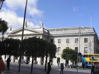 General Post Office - Landeskunde, irland, Dublin, Easter Rising, General Post, Office