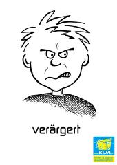 Gefühle #19 - Gefühl, Gefühlsausdruck, Gesichtsausdruck, Emotion, Empfindung, Stimmung, Gespür, empfinden, Gemütsbewegung, verärgert, ärgern, zornig, verstimmt, gereizt, erzürnt, aufgebracht, brüskieren, vergrämen, verbittern, missmutig sein, verdrießen, verbittern, verletzen, kränken, ärgerlich, entrüstet, aufgeregt, böse, unwirsch, erbost, grantig, zähneknirschend, wutentbrannt, empört, mürrisch, grimmig, missgestimmt, vergnatzt, unerfreulich, ungelegen, unliebsam, unerquicklich, ärgern