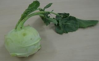 Kohlrabi - Kohlrabi, Gemüse, Knolle, Rübkohl