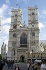 Westminster Abbey 1 - London, Westminster Abbey, Kirche, Abtei, Gotik