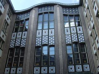 Hackesche Höfe - Hackesche Höfe, Berlin, Architektur, Denkmalschutz