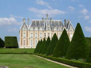 Le château du Parc de Sceaux - Schloss, Sceaux, chateau, Frankreich, Park, Schlosspark, Garten, Grünanlage
