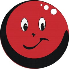 Kugel, rot - Kugel, rot, rund, Wahrscheinlichkeit