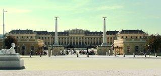 Schloss Schönbrunn - Wien, Schloss Schönbrunn, Kulturgut, Sehenswürdigkeit, Weltkulturerbe