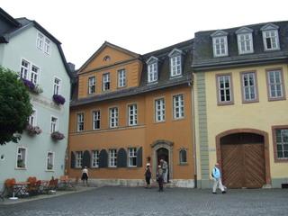 Goethehaus - Goethe, Weimar, Klassik, Haus, Goethehaus