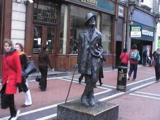 James Joyce - Landeskunde, Literatur, Irland, Dublin, James Joyce