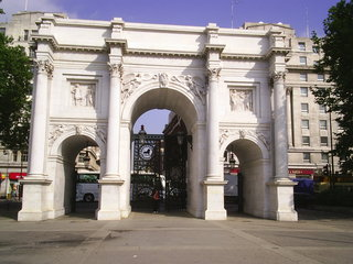 Marble Arch - London, Marble Arch, Hyde Park