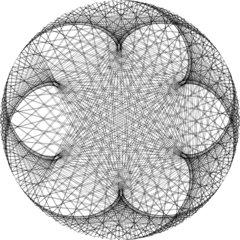Geometrische Figuren mit Turtle #5 - Mathematik, Informatik, Turtle, Turtle-Grafik, Geometrie, Geometrische Figur