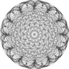 Geometrische Figuren mit Turtle #6 - Mathematik, Informatik, Turtle, Turtle-Grafik, Geometrie, Geometrische Figur