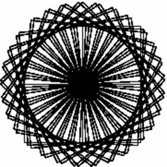 Geometrische Figuren mit Turtle #9 - Mathematik, Informatik, Turtle, Turtle-Grafik, Geometrie, Geometrische Figur