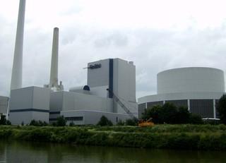 Stromkraftwerk #2 - Stromkraftwerk, Kraftwerk, Kohlekraftwerk, Energiegewinnung, Energie, Nutzenergie, Strom, elektrische Energie, Elektrizität