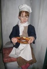 Bäckerlehrling - Beruf, backen, Bäcker, Brot, Brezel, Kinder, Menschen, Lehre