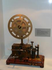 Telegraph - Telegraph, Telegraf, Telegrafie, Kommunikation, Morsen, Morsealphabet, Elektromagnetismus, Physik